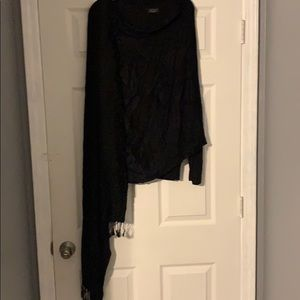 Zara long sleeve and scarf in one shirt !